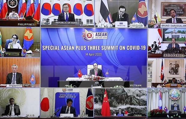 Усилия АСЕАН в борьбе против COVID-19 были высоко оценены hinh anh 1