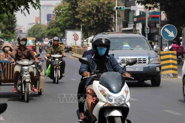 Камбоджа сняла запрет на въезд посетителеи из 6 стран hinh anh 1