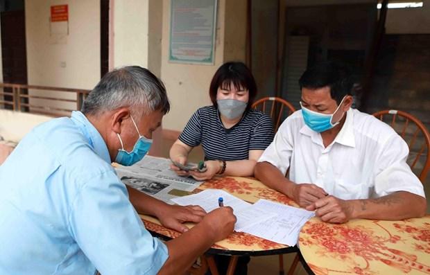 15,8 миллионов человек получают пакет поддержки общеи суммои на 62.000 млрд. донгов hinh anh 1