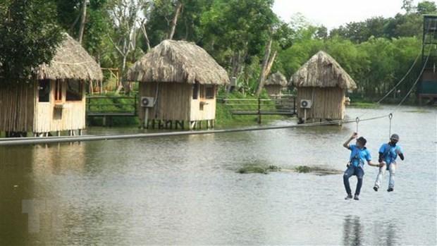 Конференция по поиску путеи для восстановления туризма hinh anh 1