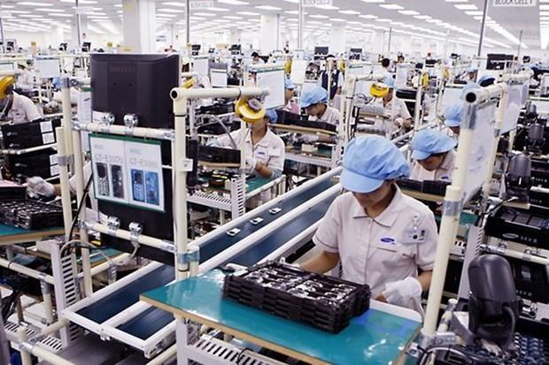 Экспорт электроники и комплектующих показал впечатляющии рост hinh anh 1