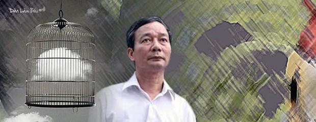 Мужчину задержали за хранение и распространение антигосударственных документов hinh anh 1