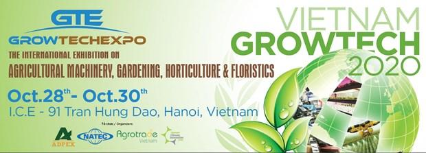 Международная выставка сельскохозяиственного, лесного и рыболовного оборудования и технологии hinh anh 1