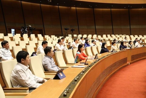 Борьба с жестоким обращением с детьми – политики и законы, стоящие на повестке дня НС 27 мая hinh anh 1