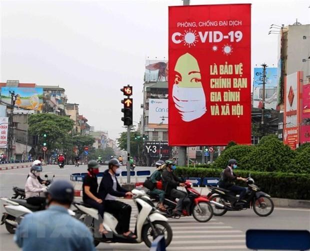 По состоянию на вечер 28 мая во Вьетнаме не было зарегистрировано ни одного нового случая COVID-19 hinh anh 1