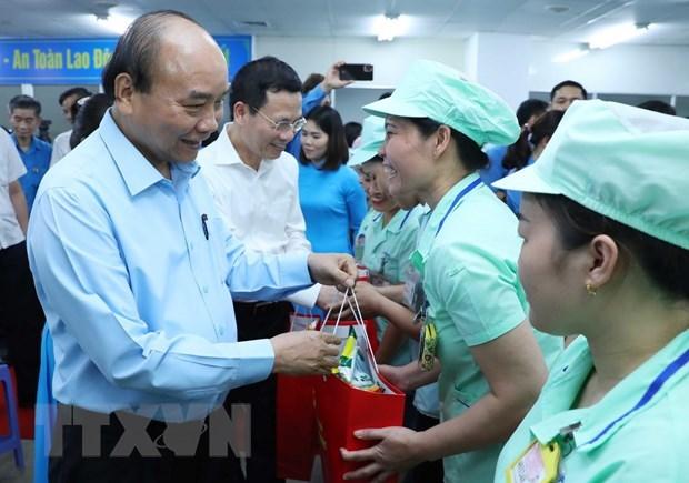 Премьер-министр: Бакнинь необходимо выделить ресурсы для строительства жилья рабочим hinh anh 1