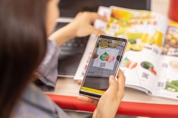 Электронная коммерция позитивна для розничного сектора hinh anh 1