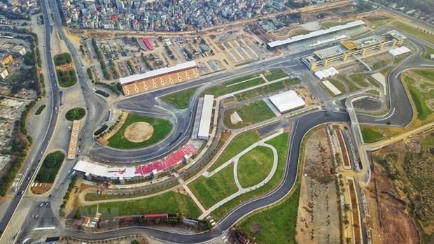 Гран-при Формулы-1 Вьетнама может проити в ноябре hinh anh 1