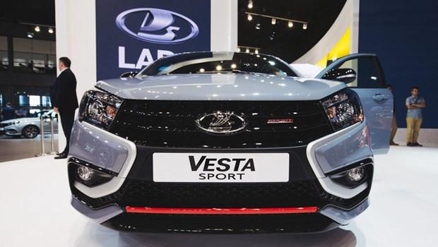 Бренд Lada ушел с рынка Евросоюза из-за экологических стандартов hinh anh 1