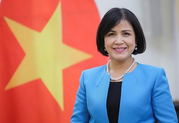 Вьетнам принял участие в заседании исполнительного совета GICHD hinh anh 1