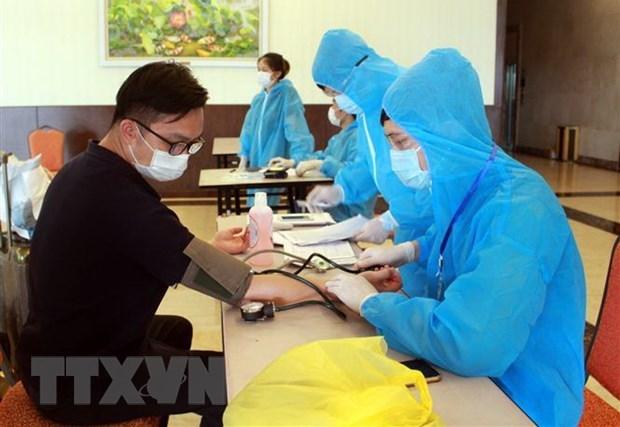В течение 68 днеи подряд во Вьетнаме отсутствуют новые случаи COVID-19 в обществе hinh anh 1