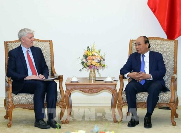 Премьер-министр Фук: Вьетнам надеется на дополнительную поддержку АБР hinh anh 1