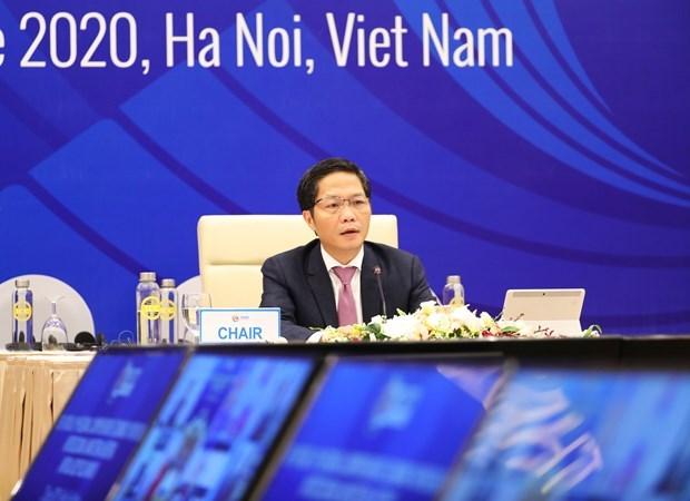 Члены RCEP решили подписать соглашение в ноябре hinh anh 1