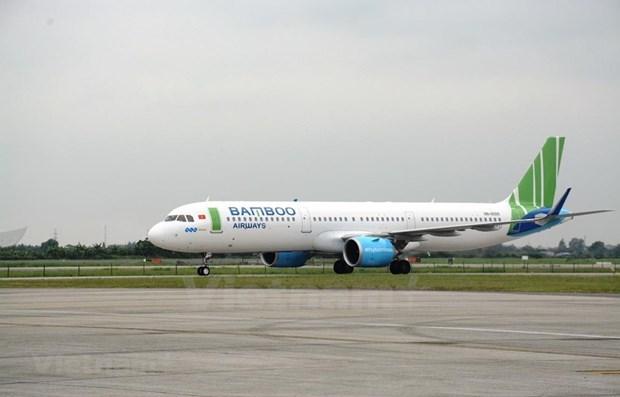 Bamboo Airways подтверждает, что пакистанские пилоты не работают в авиакомпании hinh anh 1