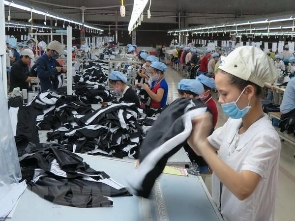 Сальдо торгового баланса Вьетнама в первом полугодии достигло 4 млрд. долл. США hinh anh 1