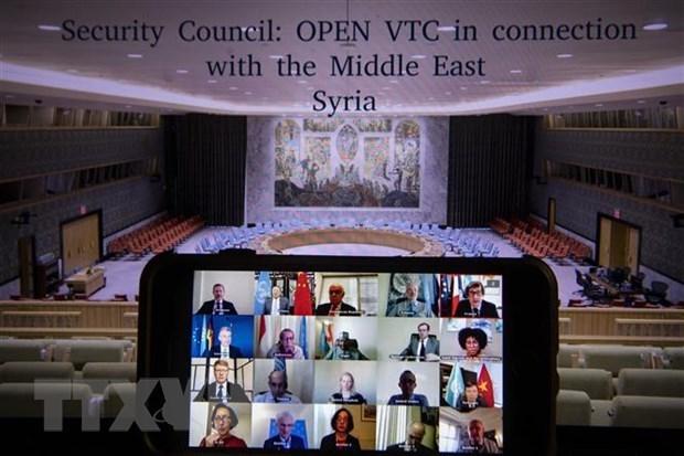 Вьетнам призывает международное сообщество оказать гуманитарную помощь Сирии hinh anh 1