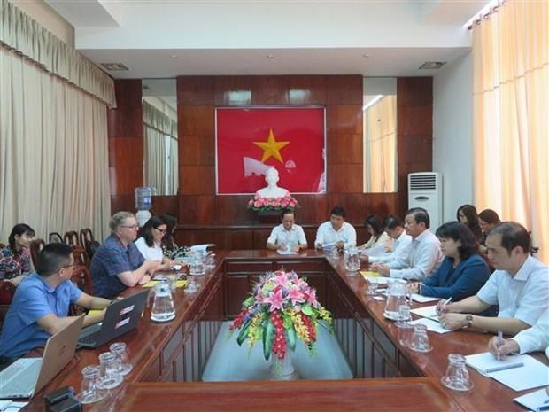 Датские компании изучают инвестиционные возможности во Вьетнаме hinh anh 1
