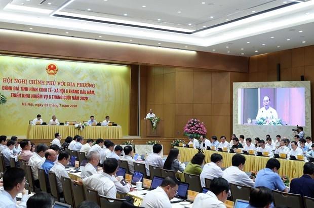 Премьер-министр делает акцент на распределении государственных инвестиции hinh anh 1