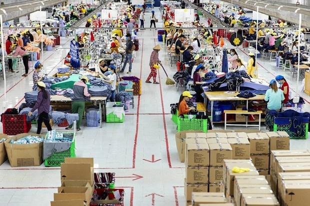 Немецкая газета высоко оценивает экономические перспективы Вьетнама hinh anh 1