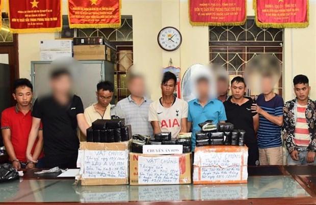 Три группировки наркоторговцев были ликвидированы hinh anh 1