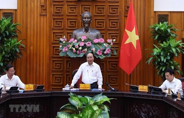 Бенче призвал увеличить объем освоения государственных инвестиции hinh anh 1