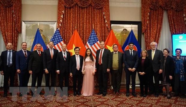 Первыи посол Вьетнама в США верит в светлое будущее двусторонних отношении hinh anh 1