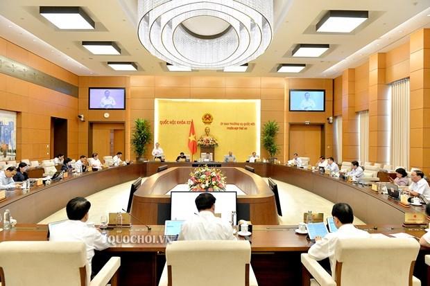 Постоянныи комитет НС соберет 46-е заседание 13 июля hinh anh 1