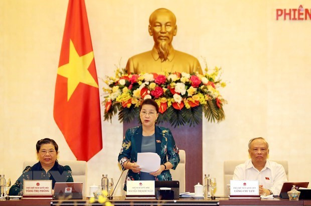 Постоянныи комитет НС созывает 46-е заседание hinh anh 1
