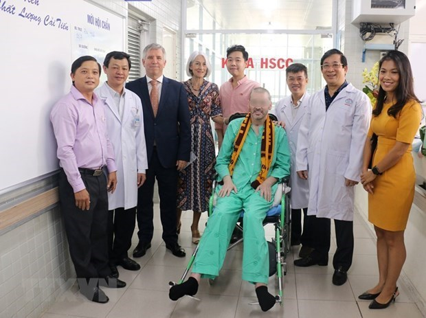 Канадские СМИ приветствуют выздоровление пациента №91 как символ пандемического успеха Вьетнама hinh anh 1
