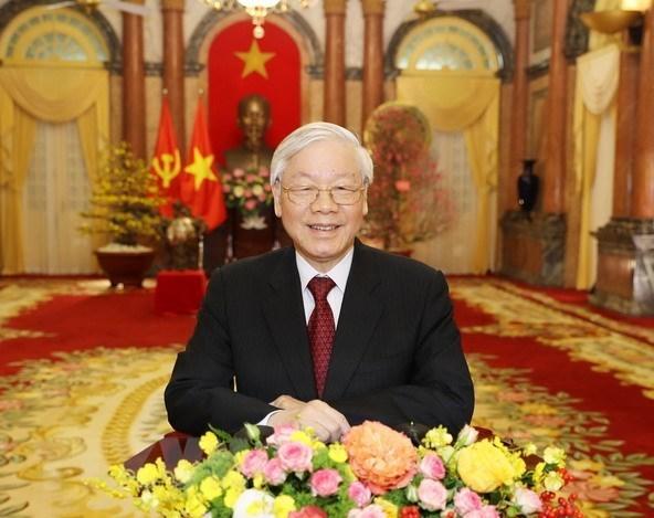 Вьетнам поздравил Францию с Днем взятия Бастилии hinh anh 1