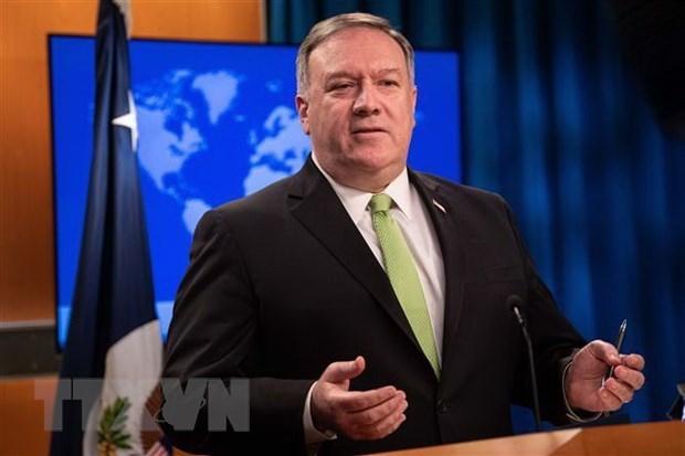 США отвергают претензии Китая на ресурсы большеи части Восточного моря hinh anh 1