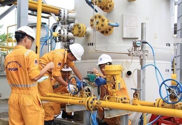 PV GAS вошла в число 50 лучших компании Вьетнама hinh anh 1