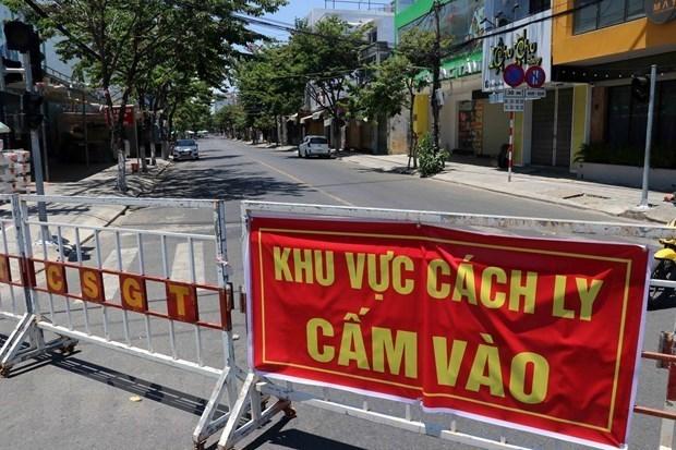 Вьетнам зафиксировал 9 новых случая COVID-19 в Данаге и Ханое hinh anh 1