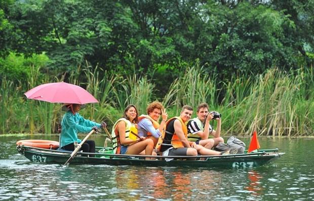 Количество прибывающих иностранных туристов во Вьетнам упало на 61,6% за первые 7 месяцев hinh anh 1