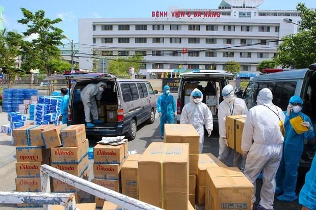 Утром 31 июля в Дананге обнаружено 45 случаев инфицирования COVID-19 hinh anh 1