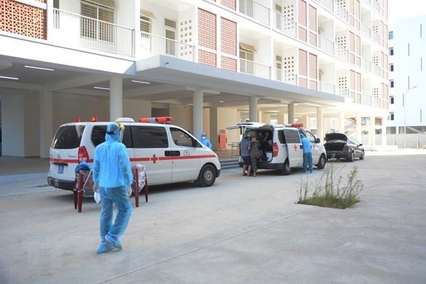 Вьетнам сообщает о 37 новых случаях заражения COVID-19 hinh anh 1