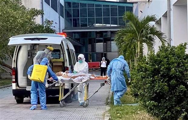Пациент № 428, имеющии тяжелую фоновую болезнь и инфицированныи COVID-19, умер от инфаркта миокарда hinh anh 1