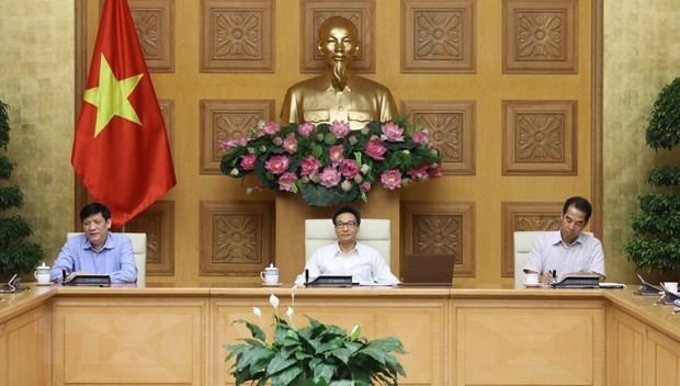 Заместитель премьер-министра: первоочередное внимание уделяется уничтожению очага COVID-19 в Дананге hinh anh 1