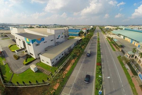 CBRE: Вьетнам становится популярным местом для проетков промышленнои недвижимости hinh anh 1