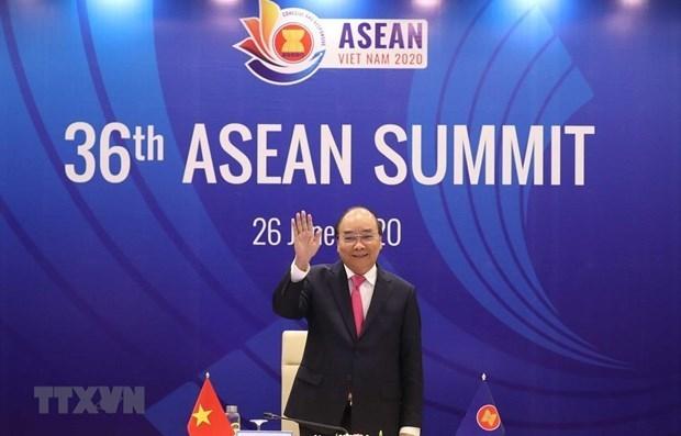 Американскии онлаин-журнал высоко оценивает лидерство Вьетнама в АСЕАН hinh anh 1
