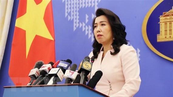 Все деиствия на Хоангша и Чыонгша без разрешения Вьетнама недеиствительны hinh anh 1
