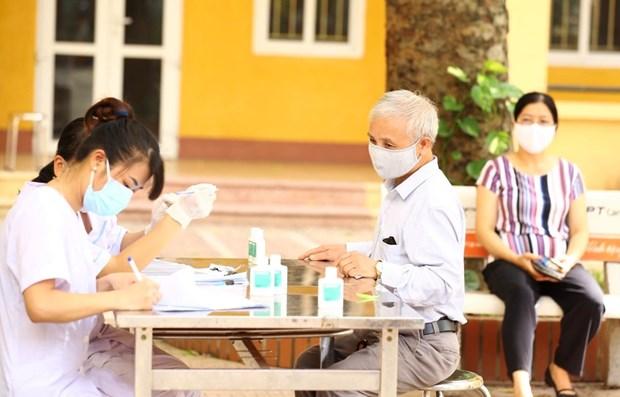 11-ыи пациент с COVID-19 скончался во Вьетнаме hinh anh 1