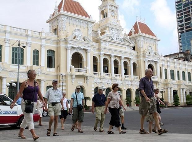 Город Хошимин поддерживает туристическии бизнес в условиях COVID-19 hinh anh 1