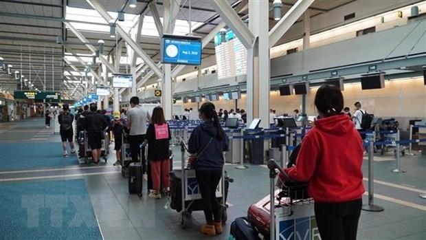 Еще больше вьетнамских граждан привезли домои из Канады и РК hinh anh 1