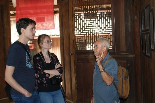 За 8 месяцев количество иностранных туристов во Вьетнаме сократилось на 66,6% hinh anh 1
