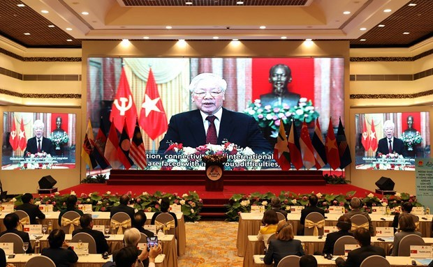 Открылась 41-я Генеральная Ассамблея Межпарламентскои Ассамблеи АСЕАН hinh anh 3