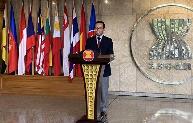 Посол Вьетнама назначен новым заместителем генерального секретаря АСЕАН hinh anh 1