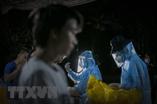 Вьетнам не зафиксировал новых случаев COVID-19 hinh anh 1