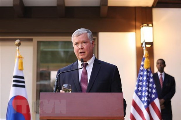 AMM 53: США подчеркивают законныи международныи порядок в Восточном море hinh anh 1
