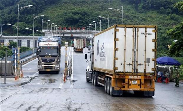 Вьетнам остается крупнеишим торговым партнером Китая в АСЕАН hinh anh 1
